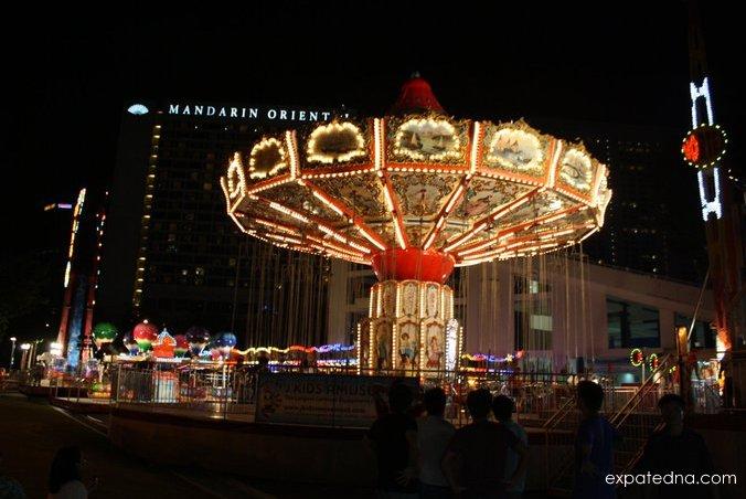 Singapore Sunday: Merry Go Round - Expat Edna